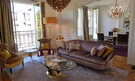 Living In A Rented Room by Luxurious 2 Bedroom Apartment With Stunning Eiffel