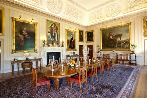 The Grand Dining Room by State Dining Room Harewood House
