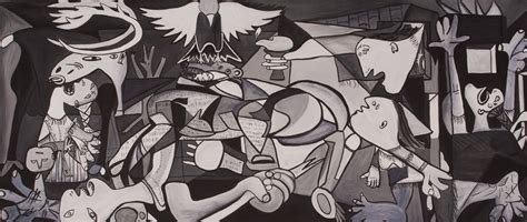picasso paintings high resolution guernica wallpapers wallpaper cave