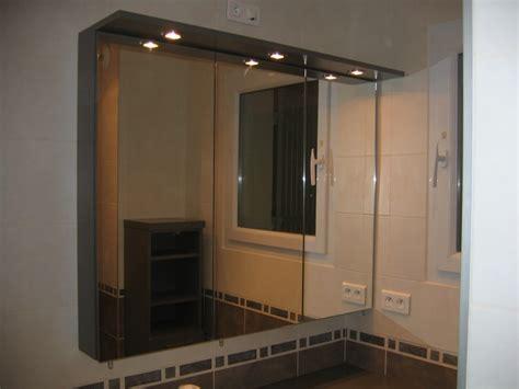 armoire salle de bain miroir triptyque id 233 e armoire salle de bain miroir triptyque