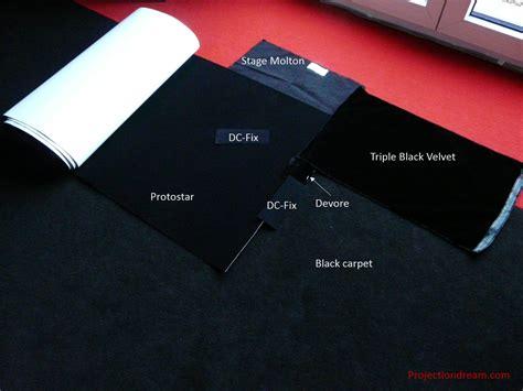 protostar dc fix triple black velvet devore