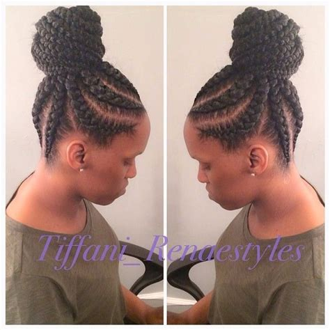 big braids for updo 17 best ideas about ghana cornrows on pinterest ghana