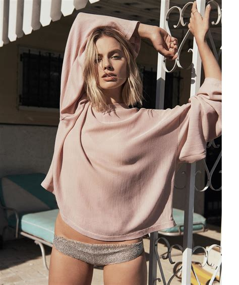 margot robbie recent margot robbie on married life and her now famous instagram