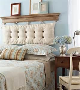 hanging headboard bedroom happiness pinterest