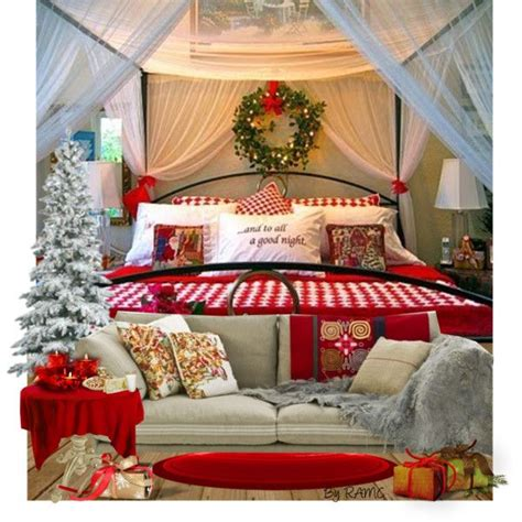25 best ideas about christmas bedroom on pinterest