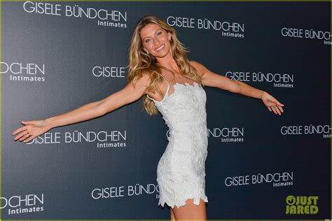 Gisele Bundchen To Launch A Line by Gisele Bundchen Launches Intimates Line In