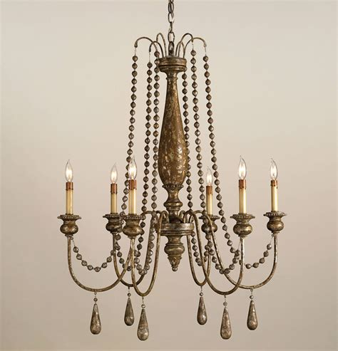 Currey And Company Chandeliers Currey And Company 9254 Eminence Six Light Chandelier