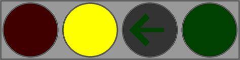 Korea Light file korea trafficlight ryag flickering yellow gif