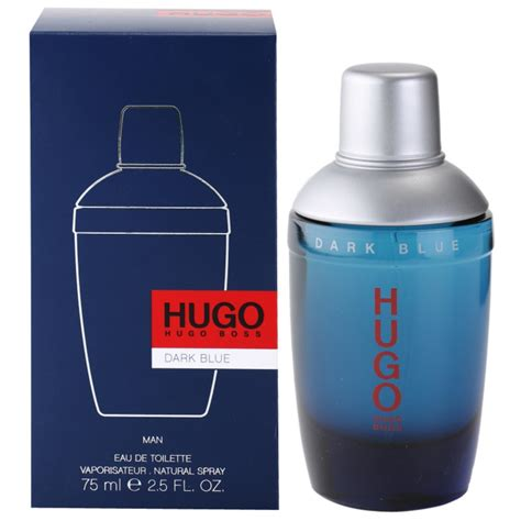 hugo hugo blue eau de toilette for 75 ml