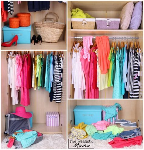 Decluttering Your Closet by 4 Tips To Declutter Your Closet The Realistic