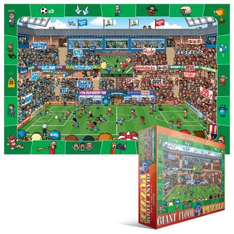 spot and find soccer floor puzzle children s puzzles