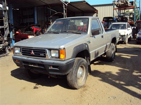 mitsubishi pickup mighty max 1994 mitsubishi mighty max pickup information and photos