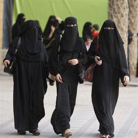 Khadijah By Royale Free Niqab is wearing a burqa mandatory in iran and saudi arabia quora