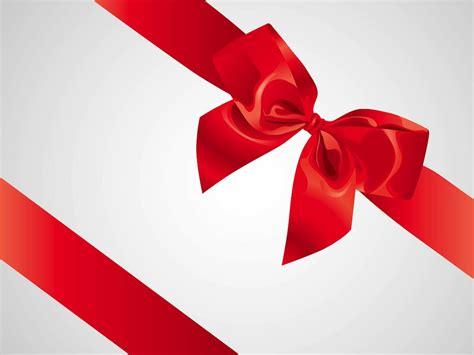 present bow vector art graphics freevector com