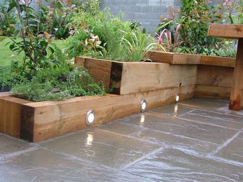 Raised Garden Bed On Concrete Patio by The 25 Best Ideas About Raised Flower Beds On