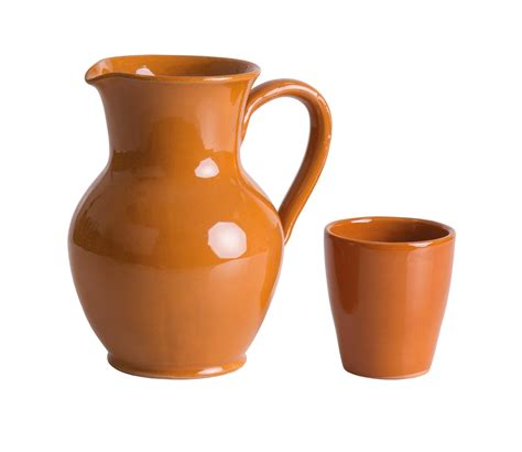 bicchieri terracotta noleggio bicchieri bicchieri e caraffe in terracotta