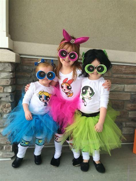 powerpuff girls birthday party my pinterest inspired powerpuff girl costumes powerpuff girls halloween