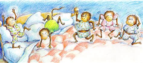 five little monkeys jumping on the bed five little monkeys jumping on the bed by eileen christelow