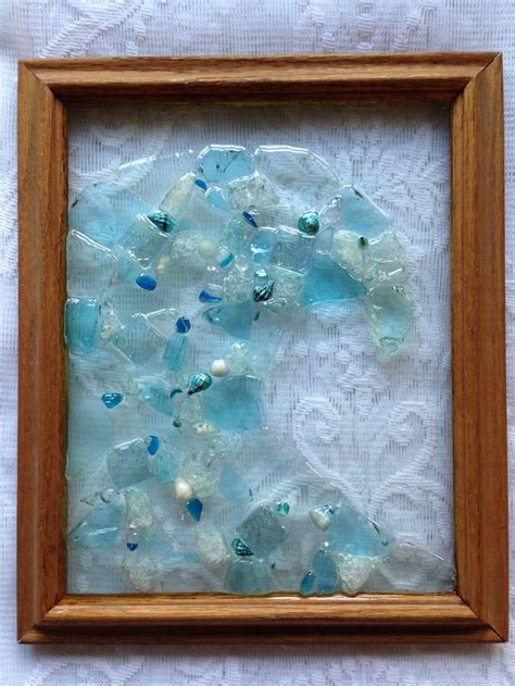 sea glass home decor 49 best sea glass home decor images on pinterest sea