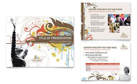 youth group brochure template anoquefeo tk