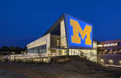 design and manufacturing umn gg brown building addition architect magazine