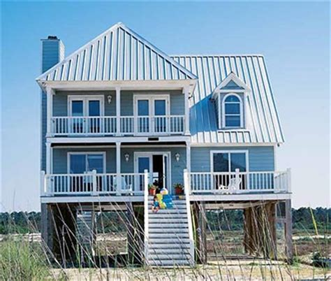 beach house plans on pilings beach house plans on pilings 171 home plans home design