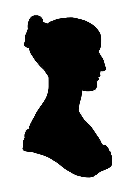 Woman Face Silhouette Clip Art – 101 Clip Art