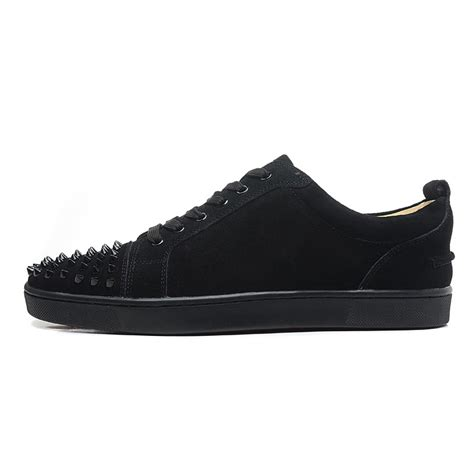 mens spiked shoes mens spiked sneakers louboutin shoes replica