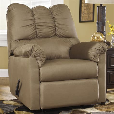 darcy mocha sofa ashley furniture ashley signature design darcy mocha 7500225 rocker