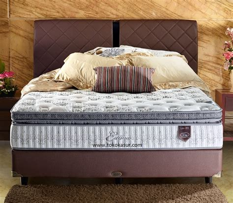 Elite Bed 180 Set elite bed kasur elite harga elite matras