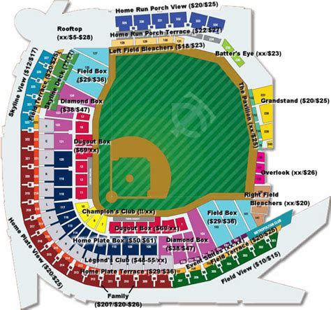the gallery for gt wrigley field seating chart with rows