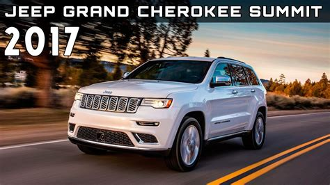 jeep grand price 2017 jeep grand summit review rendered price