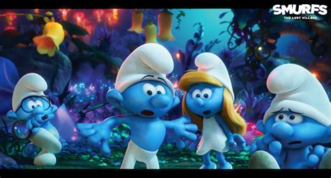 The Smurfs smurfs the lost review learn how to draw smurfs happy family