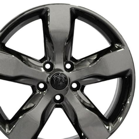 2011 jeep grand black rims jeep grand oem wheel black chrome 20x8