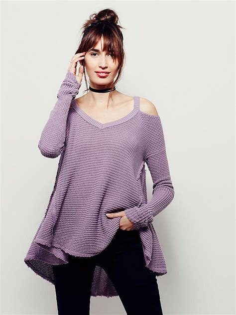 moonshine v neck pullover at free people clothing boutique free people moonshine v neck pullover colors free