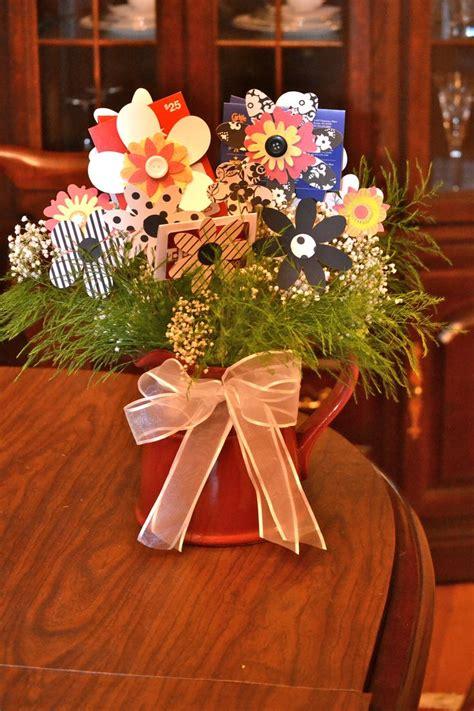 Gift Card Arrangement Ideas - 25 best ideas about gift card bouquet on pinterest gift card basket candy