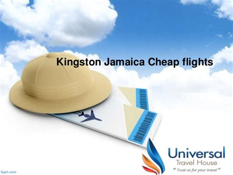 find cheap flights to jamaica