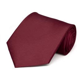 solid color neckties burgundy neckties solidcolorneckties
