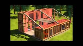 Make House Plans constru 231 227 o de casa container youtube