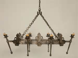 forged iron chandelier world forged iron chandelier for sale plank