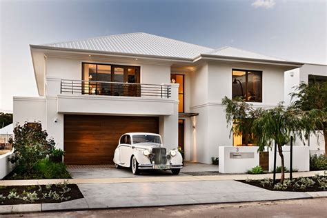 homes coom contemporary double story residence with mesmerizing