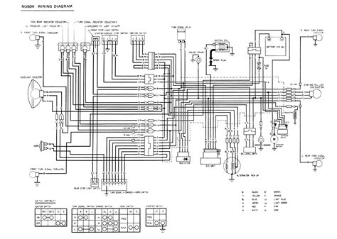 nu50 wiring diagram repair wiring scheme