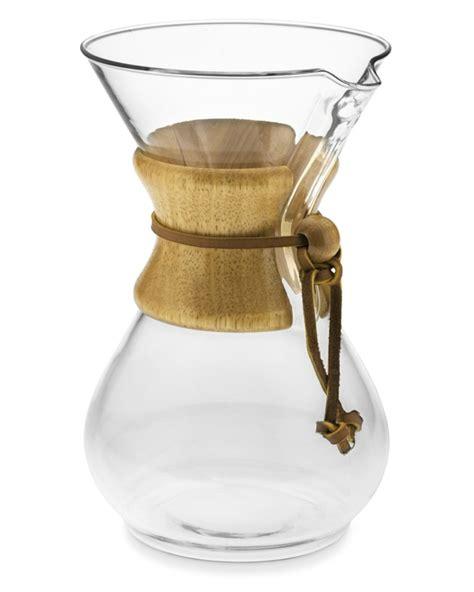 Gelas Coffee Drip chemex glass coffee maker lifestyle fancy