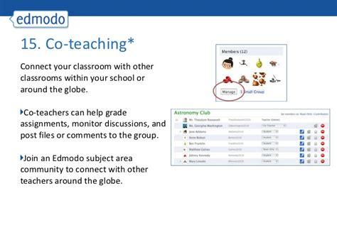 edmodo hack 20 ways to use edmodo slideshare 20 ways to use edmodo