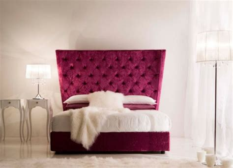 pink headboard 10 tall headboards for a unique and dramatic bedroom d 233 cor