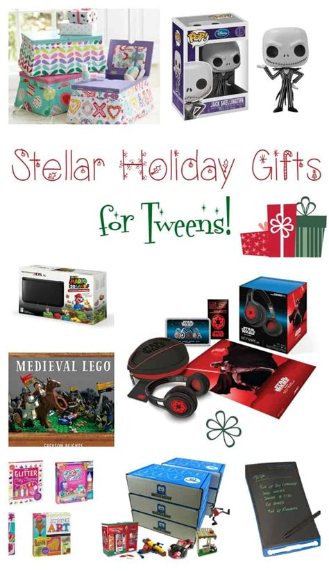 Holiday Gift  Ee  Ideas Ee   For Tweens