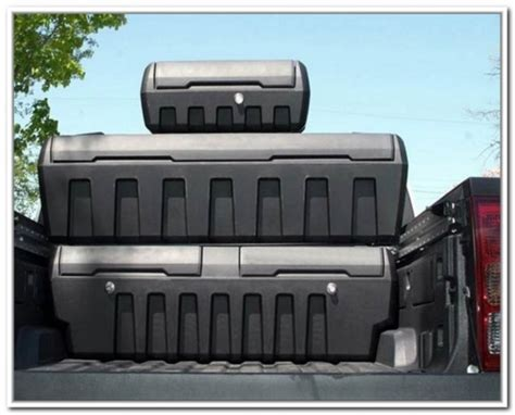 decorate truck bed storage containers walsall