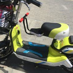 scooter with baby seat bike rear seat electric bicycle seat backseat child