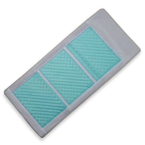 cooling pad for bed shield life cool pad www bedbathandbeyond com