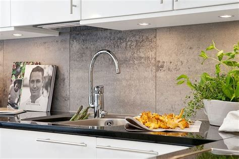 kitchen splashback tiles large 600 x 600 stone feature tile the dale kitchen pinterest